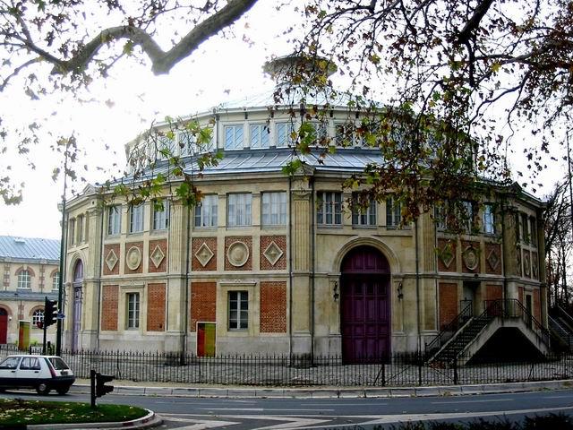 Le cirque de Reims