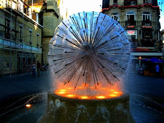 Fontaine de la Liberté à Reims